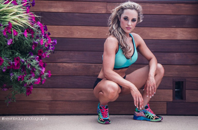 Nicole Fitness Model